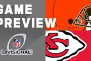 Divisional 2020 Preview: Cleveland Browns vs Kansas City Chiefs