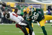 NFC Championship 2020: Tampa Bay Buccaneers vs Green Bay Packers 31-26