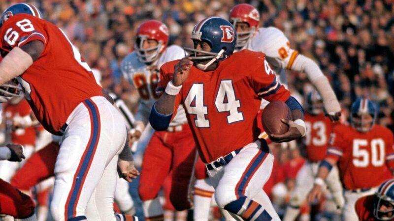 Floyd Little Broncos