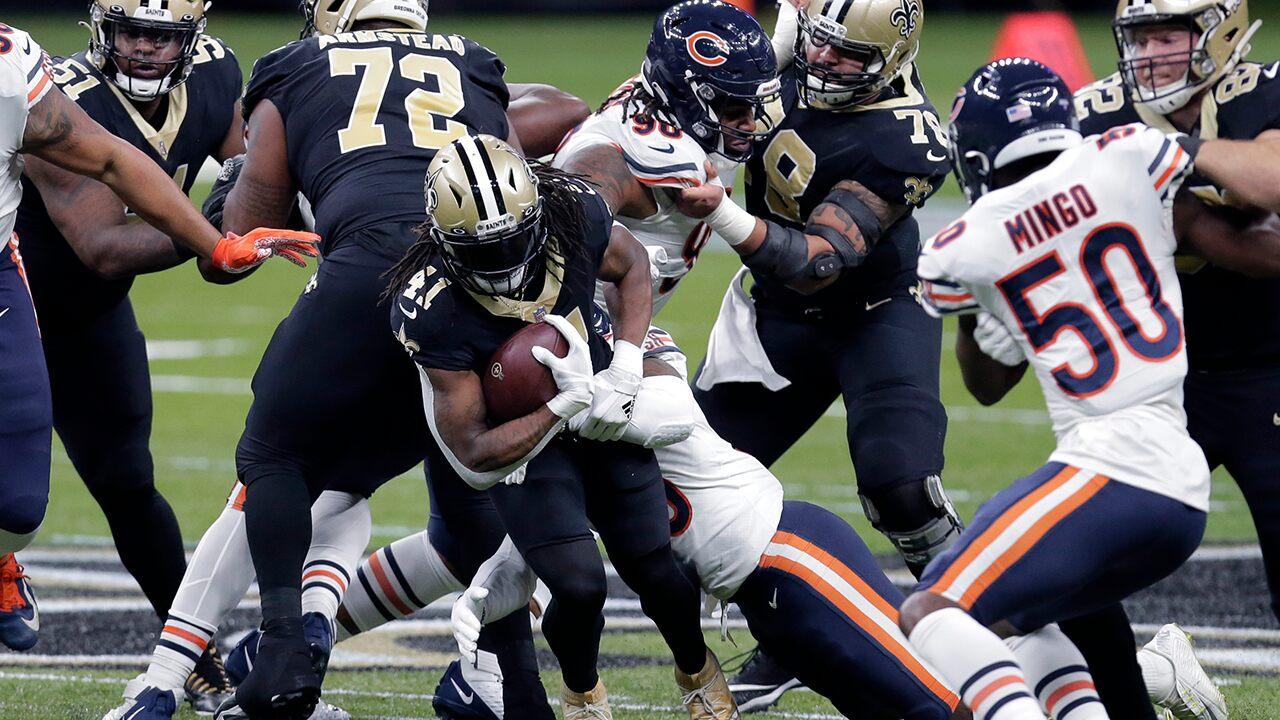 Wild Card 2020: Chicago Bears vs New Orleans Saints 9-21