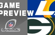 Divisional 2020 Preview: Los Angeles Rams vs Green Bay Packers