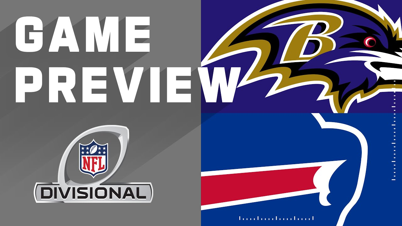 Divisional 2020 Preview: Buffalo Bills vs Baltimore Ravens