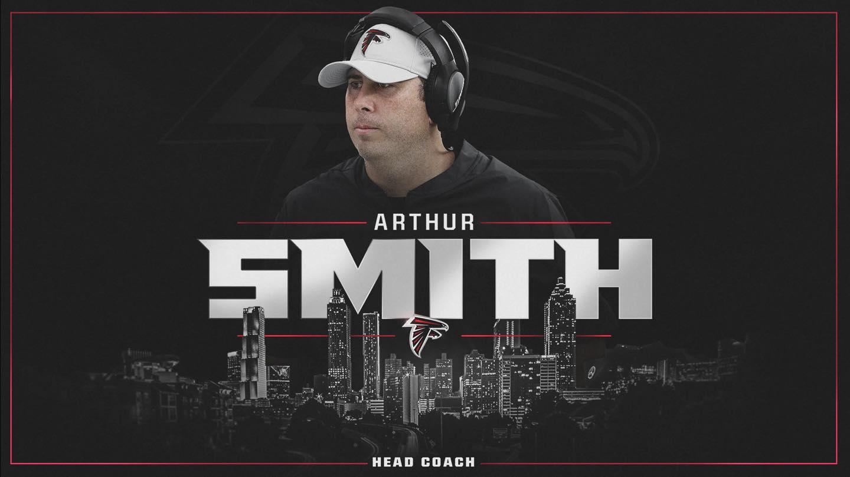 Arthur Smith è il nuovo Head Coach degli Atlanta Falcons
