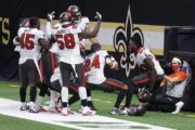 Divisional 2020: Tampa Bay Buccaneers vs New Orleans Saints 30-20