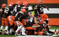 Gioia Browns! (Pittsburgh Steelers vs Cleveland Browns 22-24)