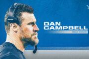Dan Campbell è il nuovo Head Coach dei Detroit Lions