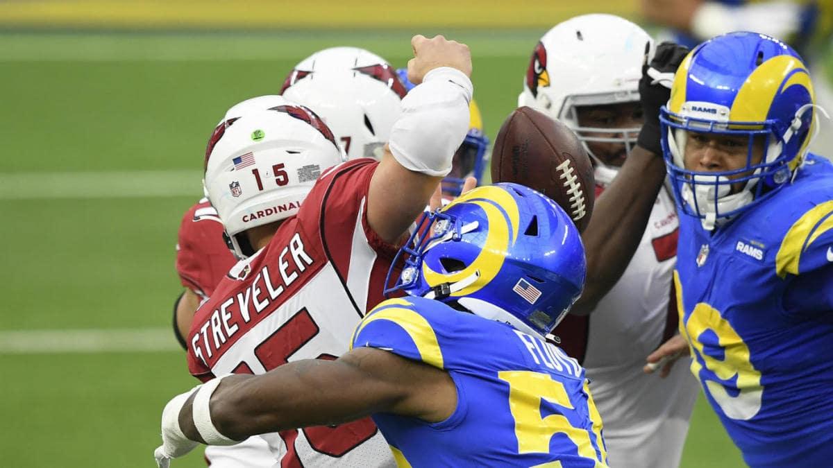 Difesa superlativa (Arizona Cardinals vs Los Angeles Rams 7-18)