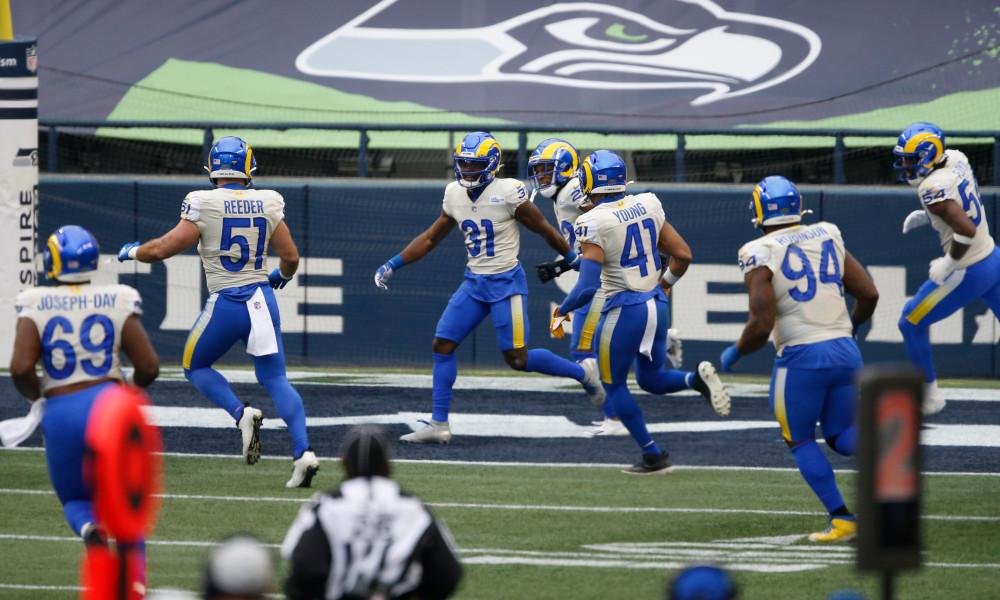 Wild Card 2020: Los Angeles Rams vs Seattle Seahawks 30-20