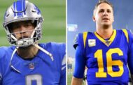 Matthew Stafford è un nuovo giocatore dei Rams