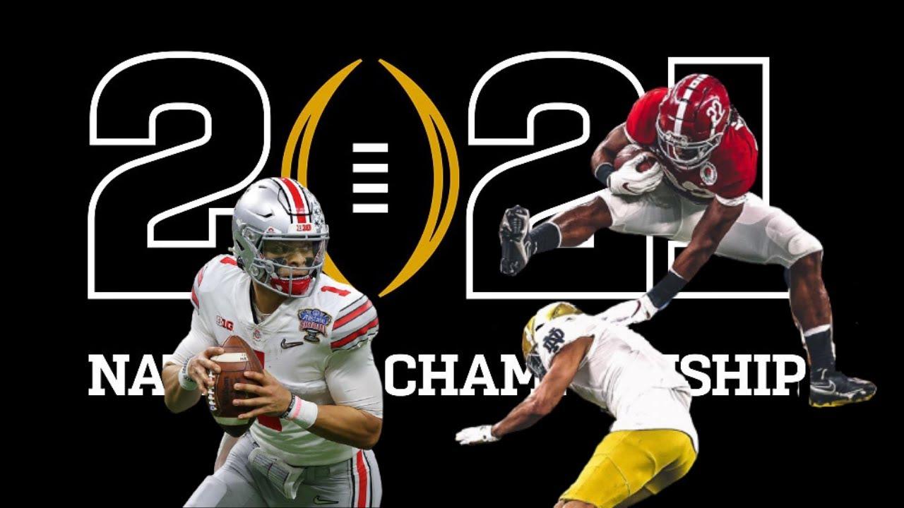 Preview della finale NCAA: Alabama vs Ohio State