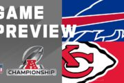 Championship 2020 Preview: Buffalo Bills vs Kansas City Chiefs