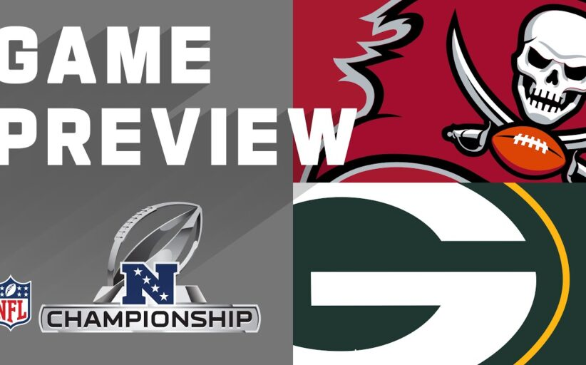 Championship 2020 Preview: Tampa Bay Buccaneers vs Green Bay Packers