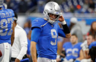 Maldestro tributo all'era di Matthew Stafford a Detroit