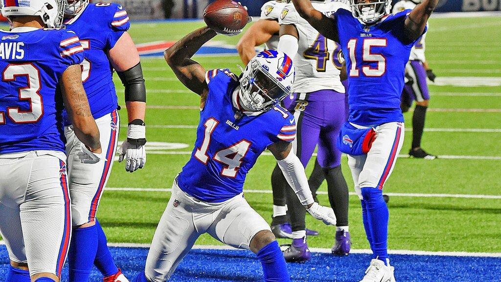 Divisional 2020: Baltimore Ravens vs Buffalo Bills 3-17