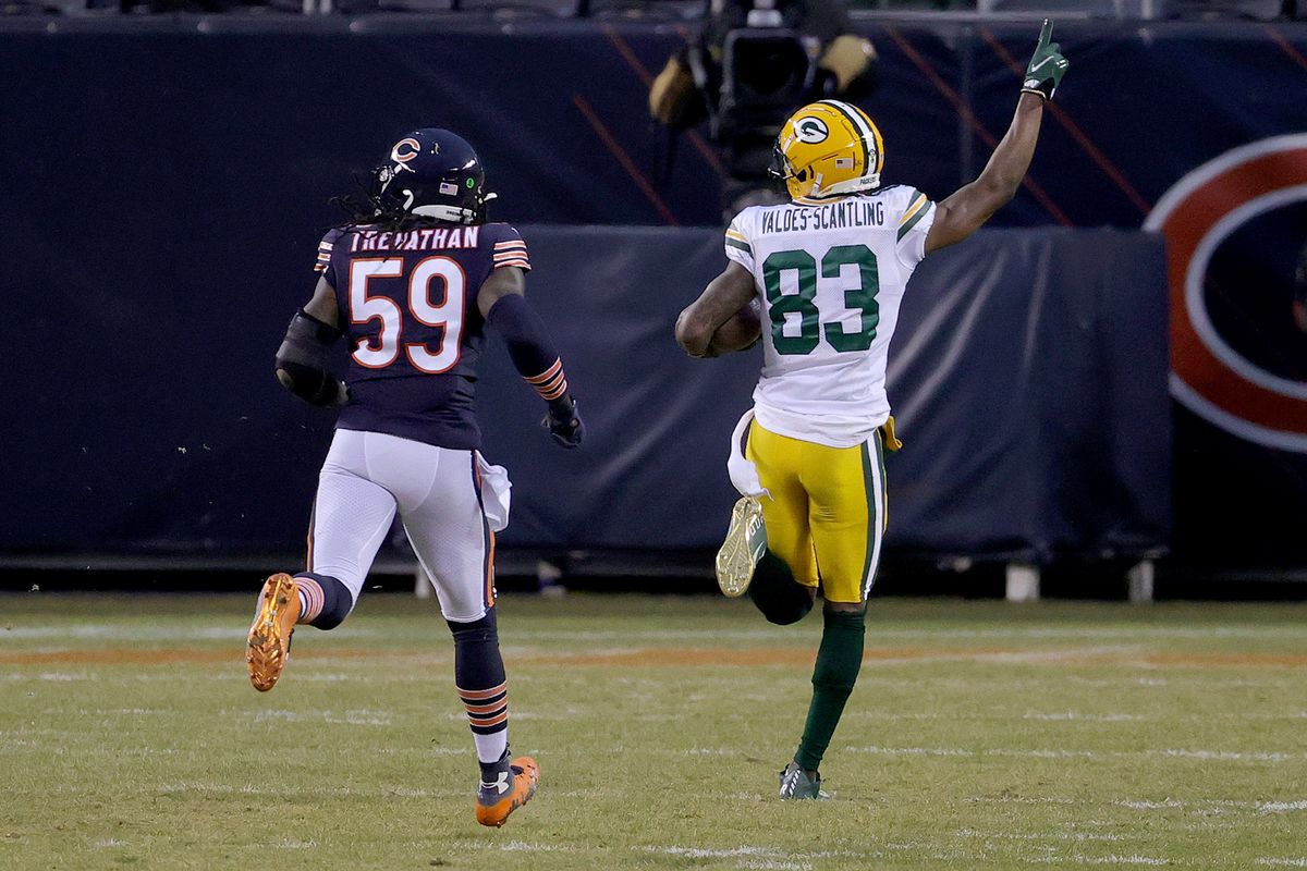 Chicago perde, ma passa ai playoff (Green Bay Packers vs Chicago Bears 35-16)