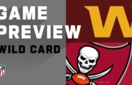 Wild Card 2020 Preview: Tampa Bay Buccaneers vs Washington Football Team