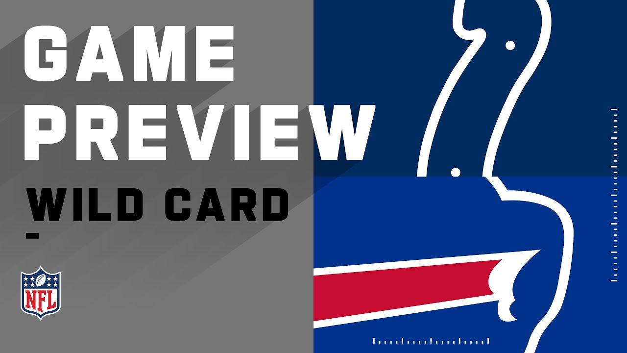 Wild Card 2020 Preview: Buffalo Bills vs Indianapolis Colts