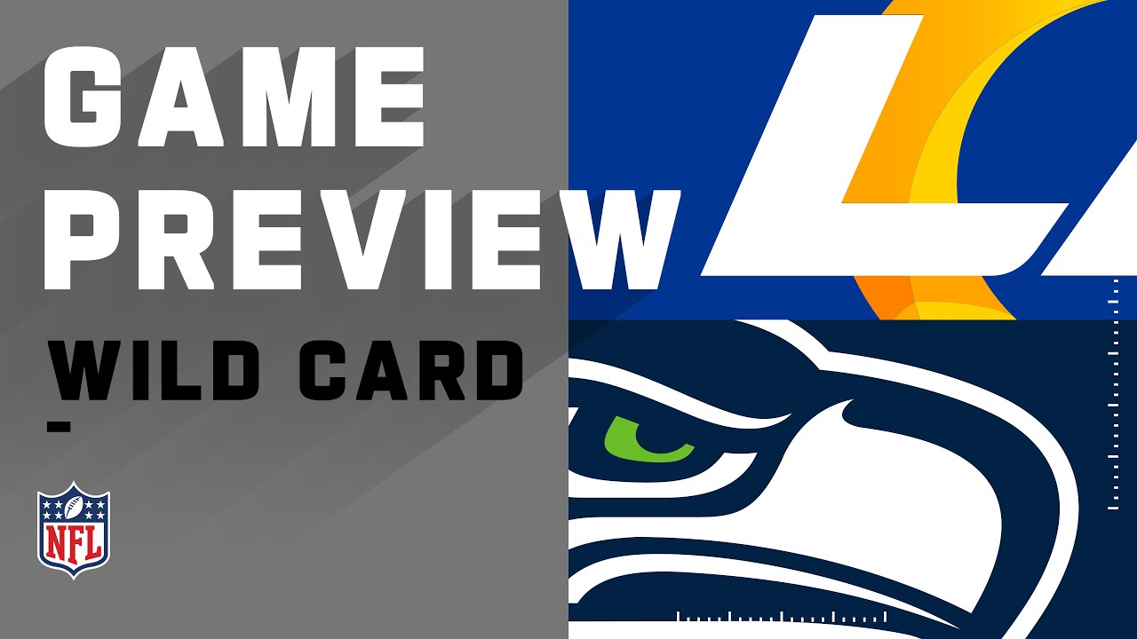 Wild Card 2020 Preview: Los Angeles Rams vs Seattle Seahawks