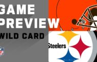 Wild Card 2020 Preview: Cleveland Browns vs Pittsburgh Steelers