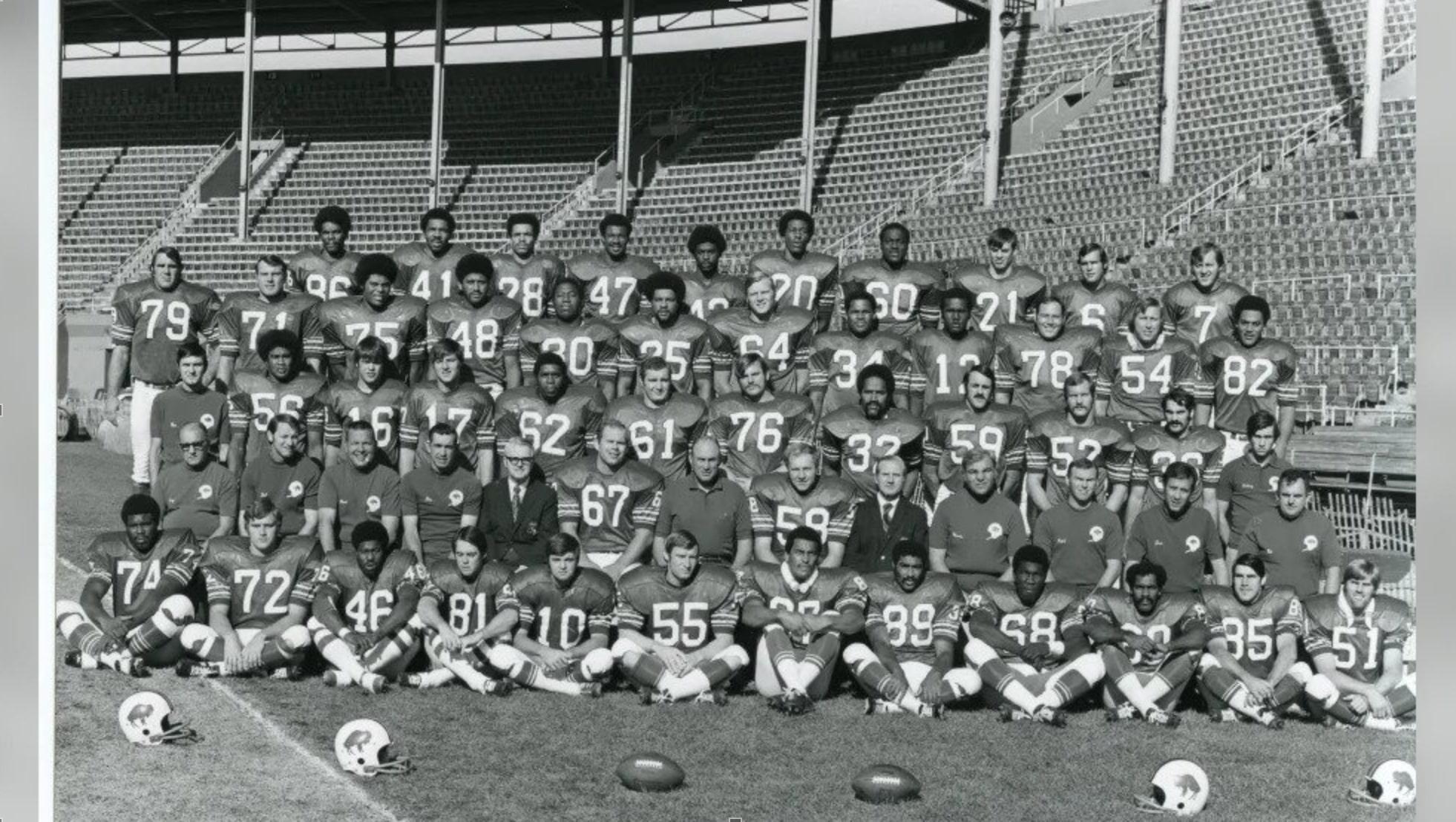 I peggiori team della storia: Buffalo Bills 1971