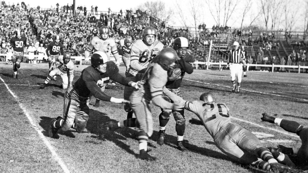 I peggiori team della storia: Dallas Texans 1952