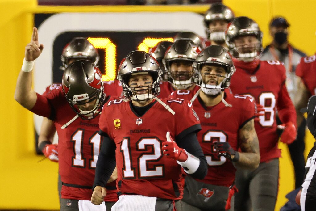Super Bowl LV: Tampa Bay Buccaneers