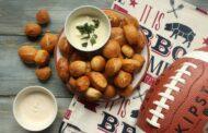 Super Bowl LV: Bocconcini di pretzel con salse d'abbinamento