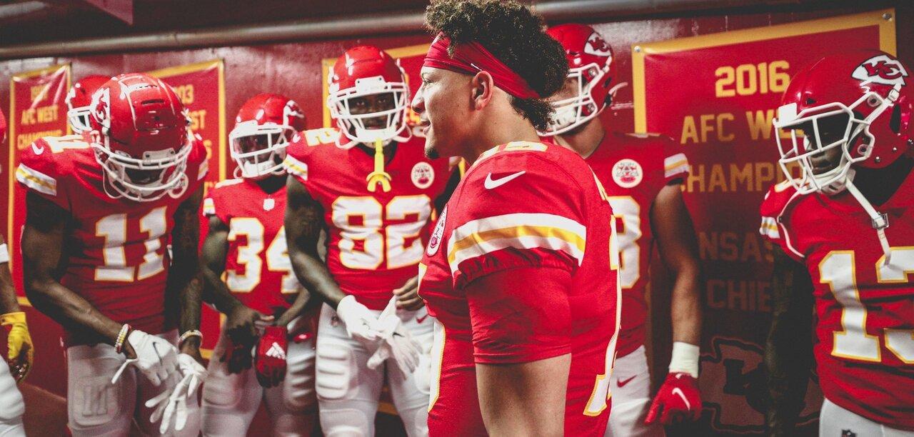 Super Bowl LV: Kansas City Chiefs