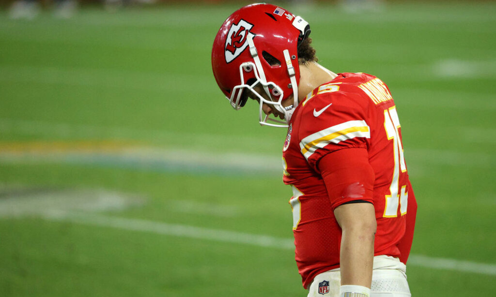 Super Bowl LV: Dalla panchina dei Kansas City Chiefs
