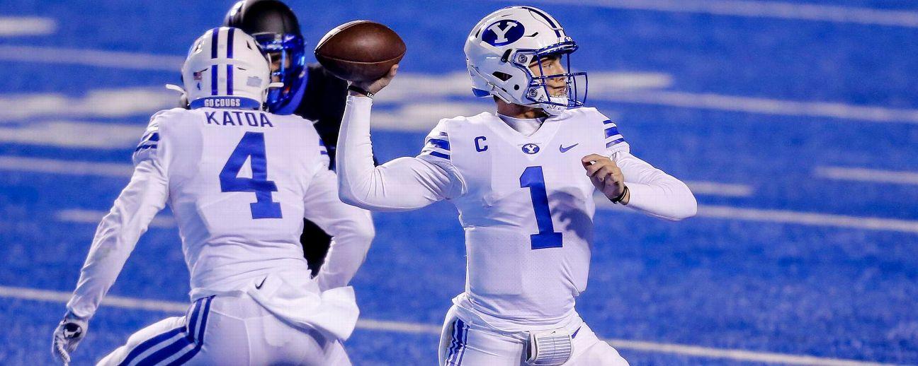 La Strada verso il Draft: Zach Wilson