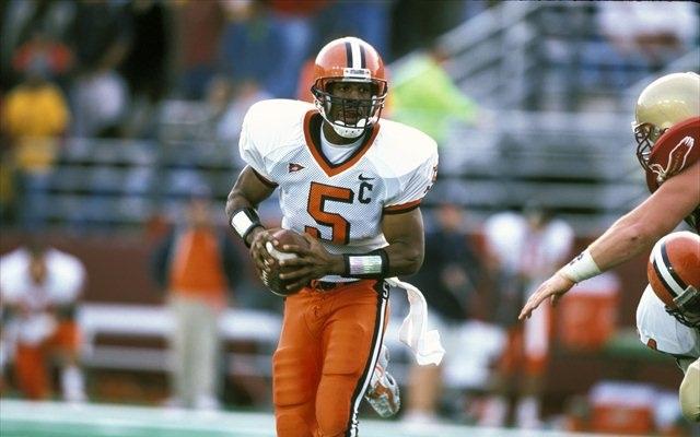 Donovan McNabb, la leggenda di Syracuse