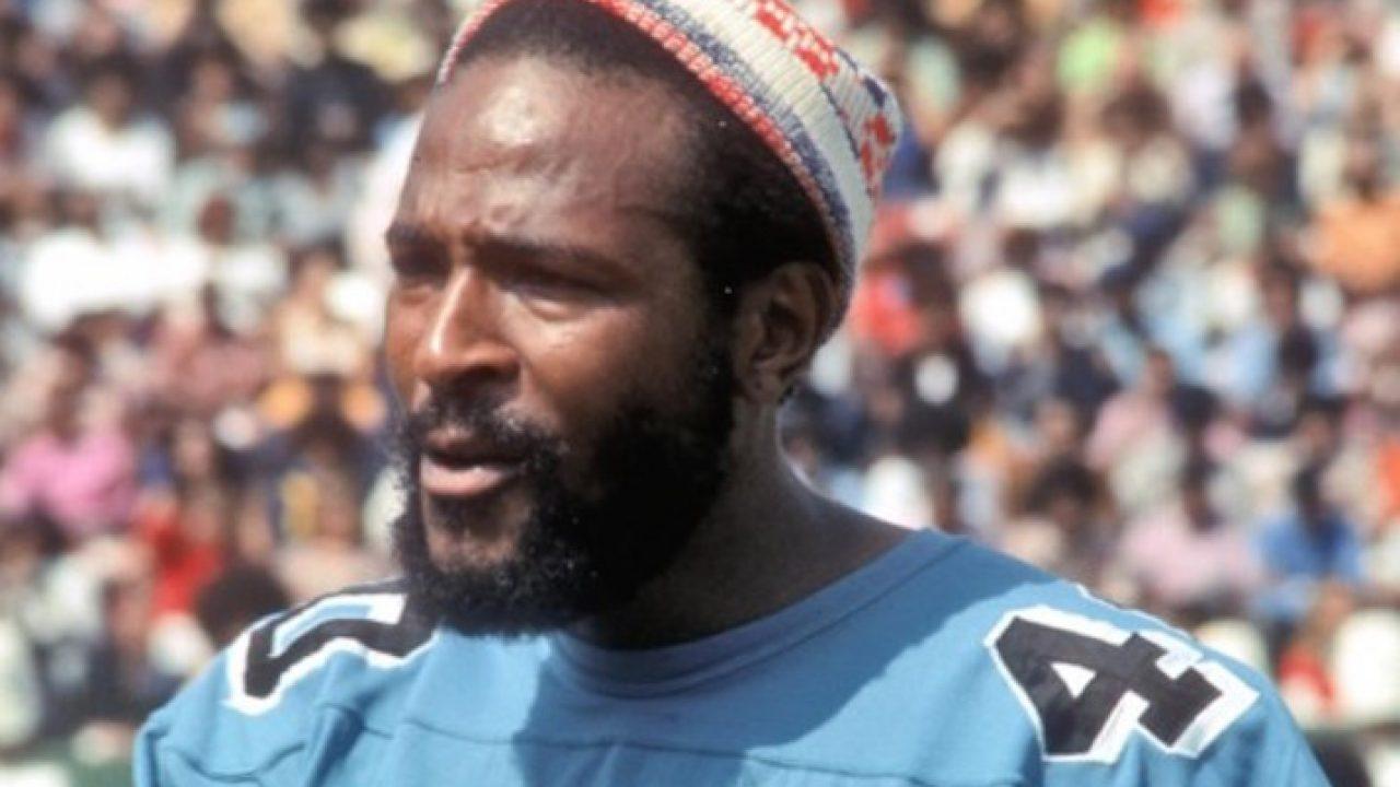La storia del tryout di Marvin Gaye con i Detroit Lions
