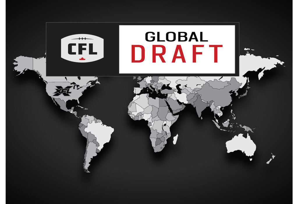 Gli italiani al Global Draft della CFL