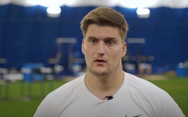 Maximilian Pircher ed il sogno NFL