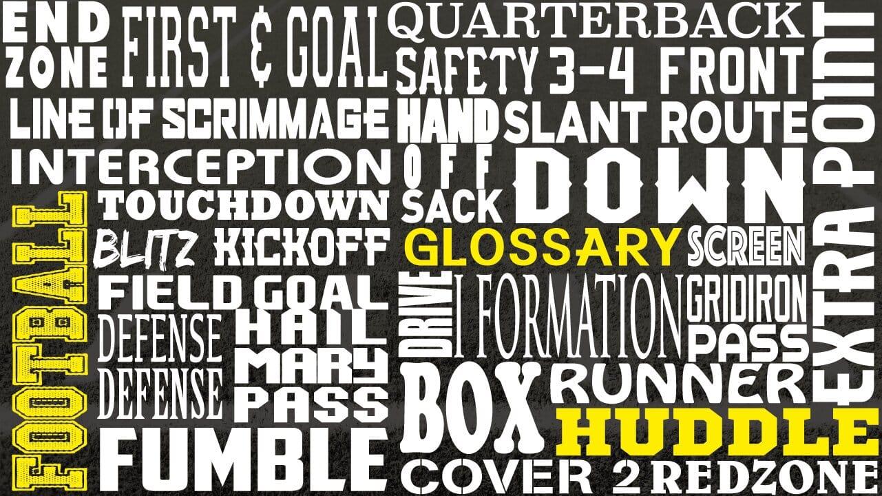 glossario huddle magazine