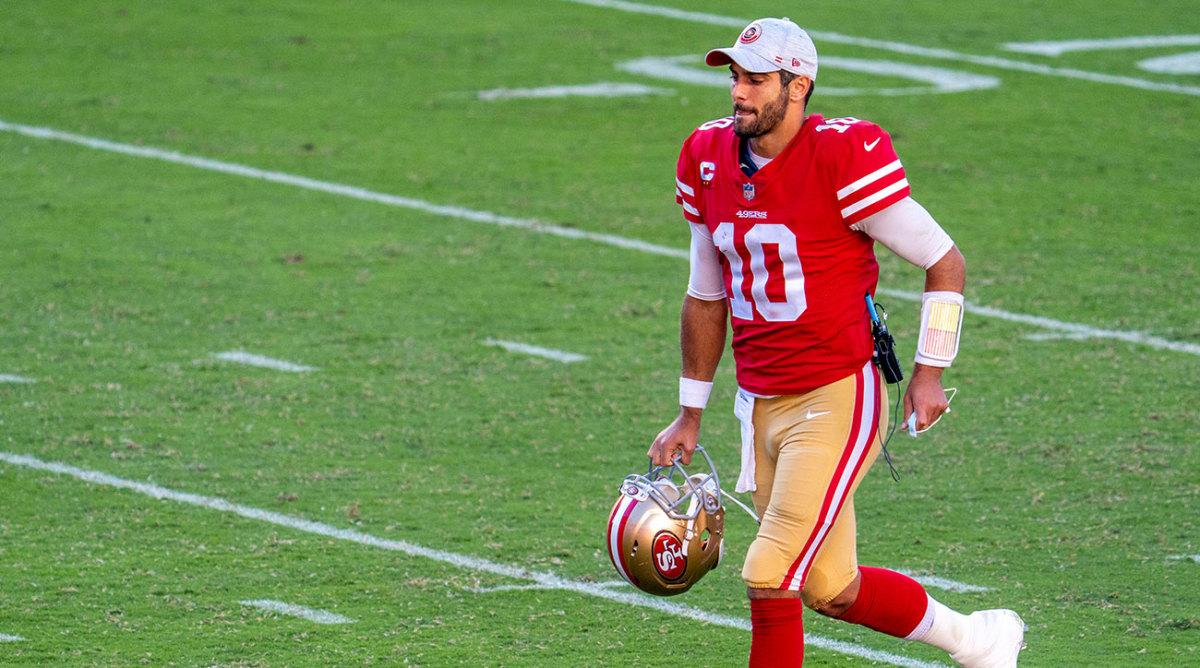 Jimmy Garoppolo rimarrà ai 49ers?