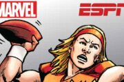 I super eroi Marvel e i giocatori NCAA