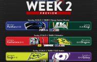 European League of Football (ELF): Preview week 2