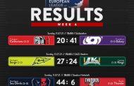 La quarta giornata della ELF (European League of Football)