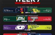 European League of Football (ELF): Preview week 7