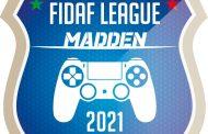 Nasce la lega ufficiale di Madden della FIDAF