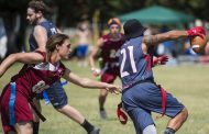 Flag football: spettacolo nel weekend