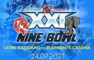 Cecina ospita il Nine Bowl e la Coppa Italia