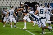 I Panthers Parma vincono il 40° Italian Bowl