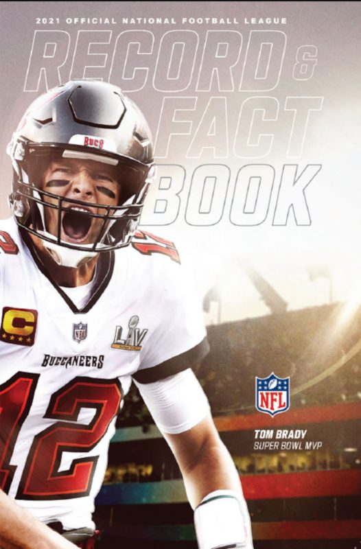 record fact book 2021 cover