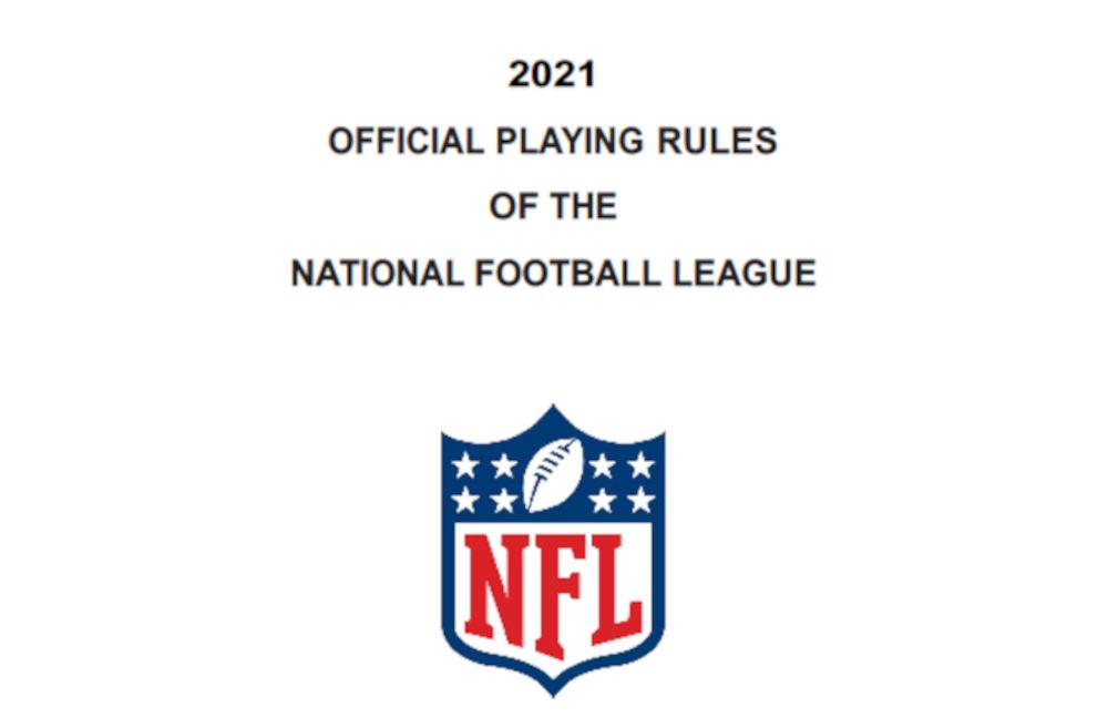 Regolamento di gioco NFL 2021