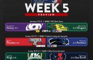 European League of Football (ELF): Preview week 5