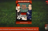 La presentazione di The Playbook vol. II