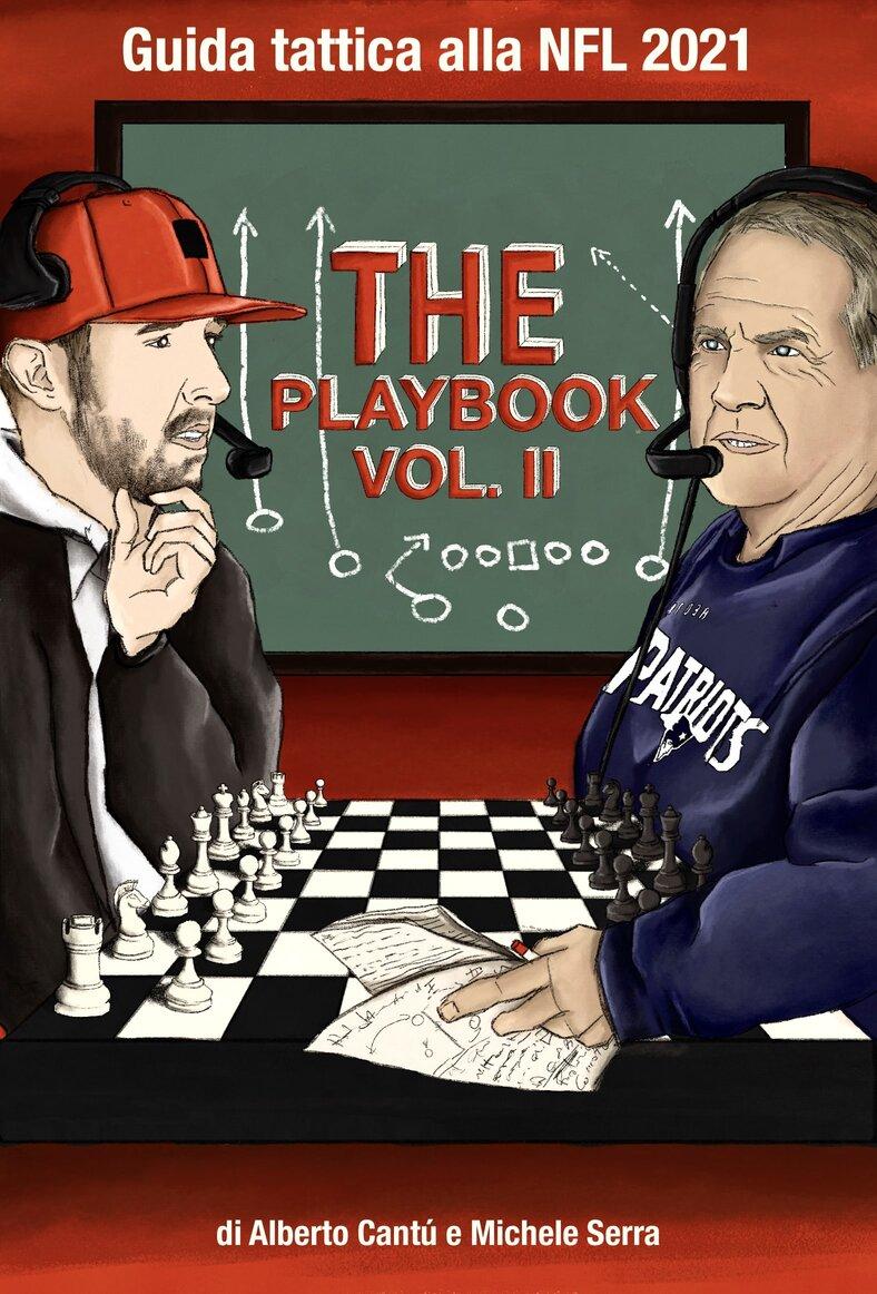 The playbook copertina
