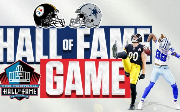 Questa notte l'Hall of Fame Game